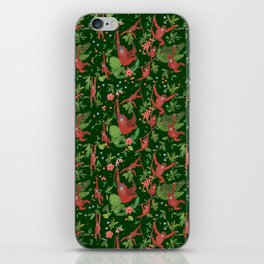 Orangutans in the Jungle iPhone Skin