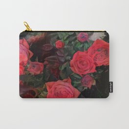 Forever red roses Carry-All Pouch