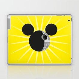 The New Death Star Laptop & iPad Skin