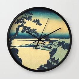 Looking Right at Hine Wall Clock