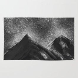 Dark Mountain Rug