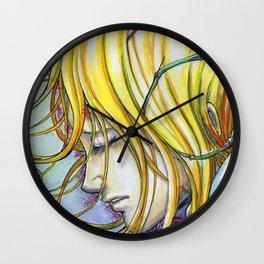 Horror story Wall Clock