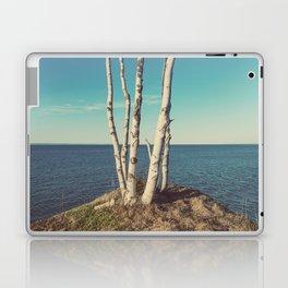 Trees on the Edge Laptop & iPad Skin