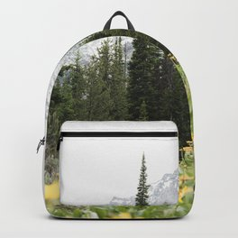 Grand Teton National Park Wildflower Adventure - Wanderlust Mountains Backpack