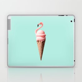 FLAMINGO CONE Laptop & iPad Skin