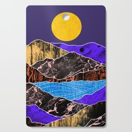 Textured lands Cutting Board
