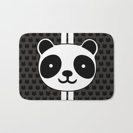 Racing Panda Bath Mat