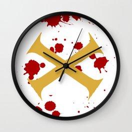 Kingdom of Shira poster 02 Wall Clock