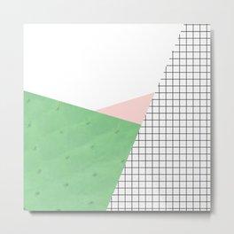its simple IV | cactus edition Metal Print