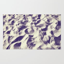 Midnight Sand  Rug