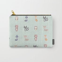 ANIMALS OF THE FOREST Carry-All Pouch