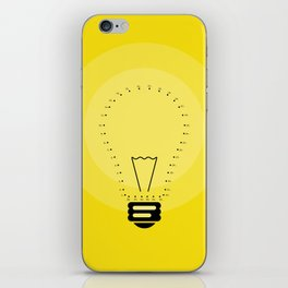 Join your Ideas iPhone Skin