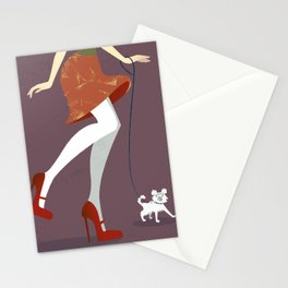 All about the Shoes! Stationery Cards