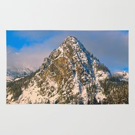 Mountain Peaks Rug