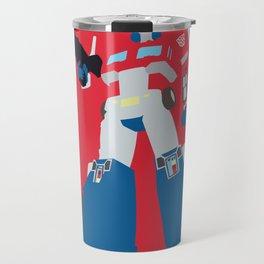Transformers G1 - Optimus Prime Travel Mug