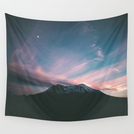 Mount Saint Helens III Wall Tapestry