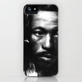 GORDON PARKS: Legend iPhone Case