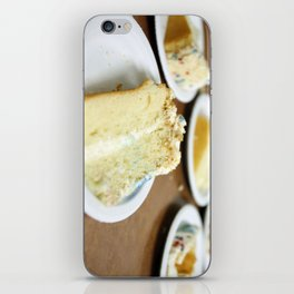 Cake Slices iPhone Skin