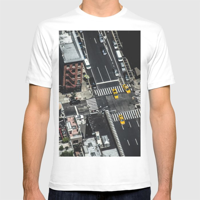 Little Yellow Cabs T-shirt