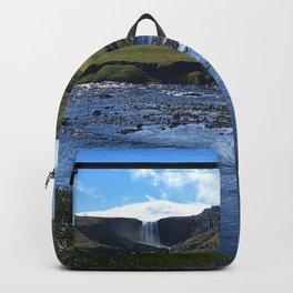 Icelandic waters Backpack