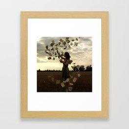 Sourcery Framed Art Print