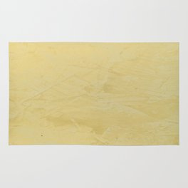 Tuscan Sun Stucco - Faux Finishes - Yellow Venetian Plaster Rug