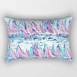 Regatta Rectangular Pillow
