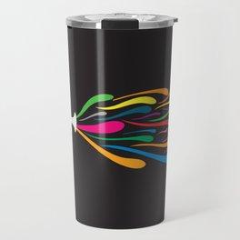 A Trumpet Travel Mug