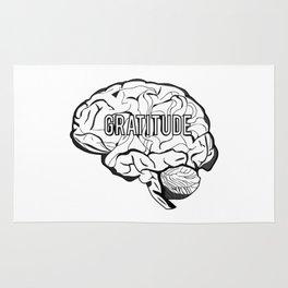GRATITUDE Brain Rug
