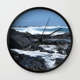New Earth Wall Clock