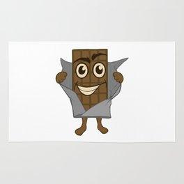 Chocolate Exhibition Rug