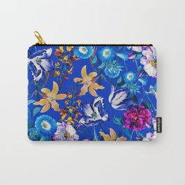 Surreal Floral Carry-All Pouch