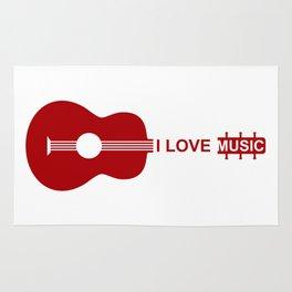 I love music #society6 #decor #buyart #artprint Rug