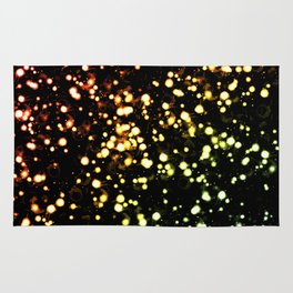 color flashes Rug