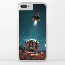 Ambition 1 Ascent Clear iPhone Case