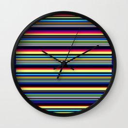 Rayado Wall Clock