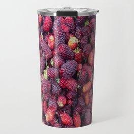 Berries in Paloquemao - Bayas en Paloquemao Travel Mug