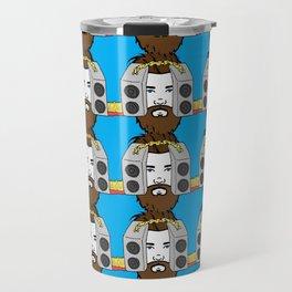 It's Me Sergio G - Album Art Travel Mug