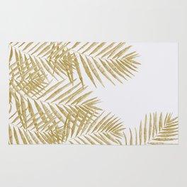 Fern Golden Rug