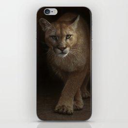 Cougar - Emergence iPhone Skin