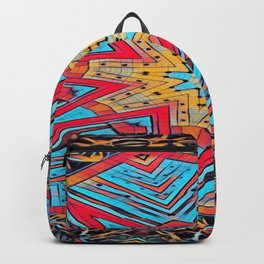 Unmixed Farrago 14 Backpack