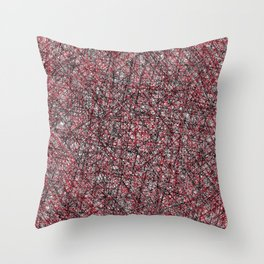 Imperial Decree Throw Pillow