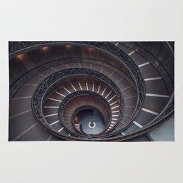 Vatican Double Helix Staircase Rug