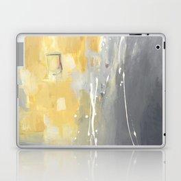 50 Shades of Grey and Yellow Laptop & iPad Skin