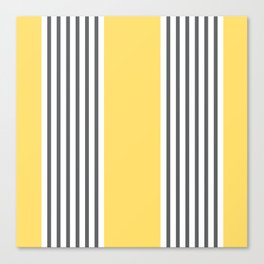 Coogee Stripe Canvas Print