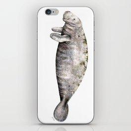 Manatee iPhone Skin