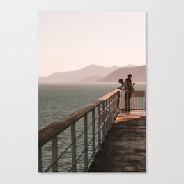 New Zealand Cruisn' Canvas Print