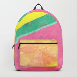 Twisted Melon Backpack
