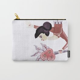 Flower delivery Carry-All Pouch