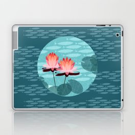 lilypad Laptop & iPad Skin